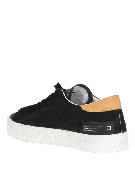hill low DATE | Sneakers | M321-HL-AS-BKNERO