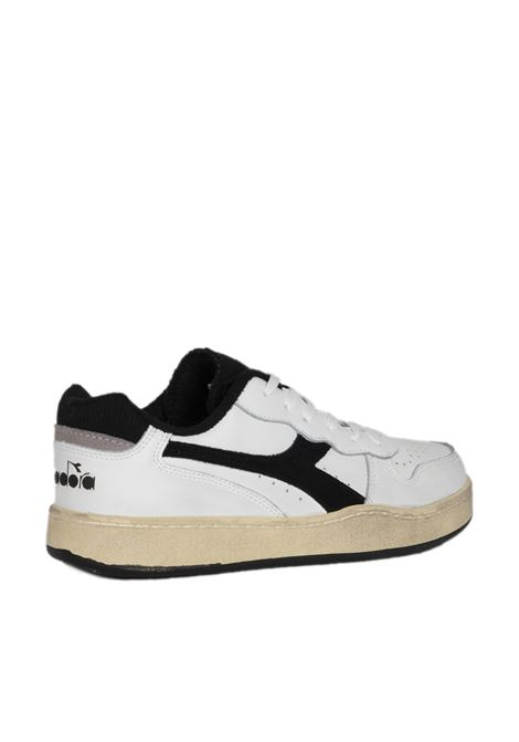 mi basket low used DIADORA | Sneakers | 501.175757NERO