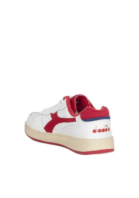 mi basket low used DIADORA | Sneakers | 501.175757ROSSO
