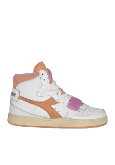 Mi basket used DIADORA | Sneakers | 501.176025BIANCO