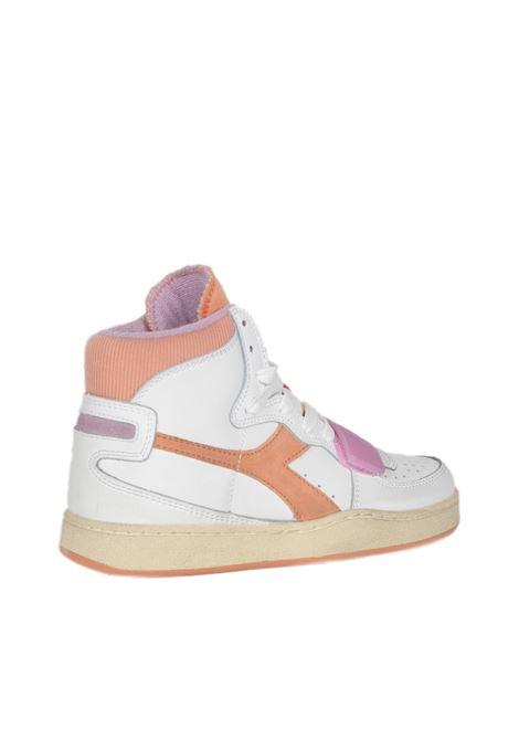 Mi basket used DIADORA | Sneakers | 501.176025BIANCO