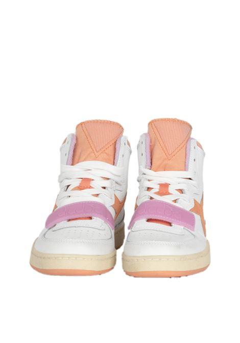 Mi basket used DIADORA   Sneakers   501.176025BIANCO
