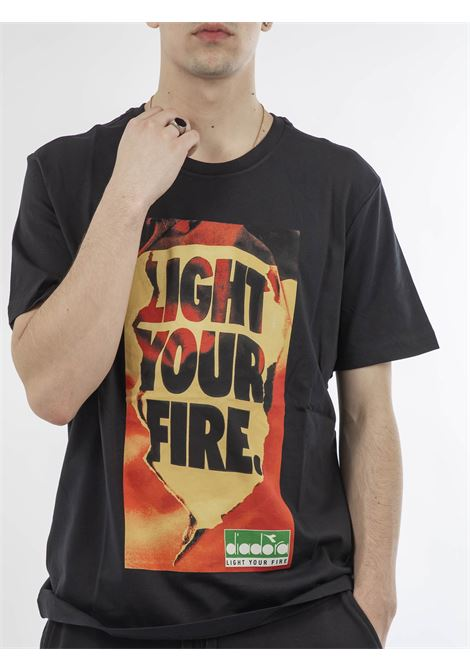DIADORA | T-shirt | 502.175837NERO