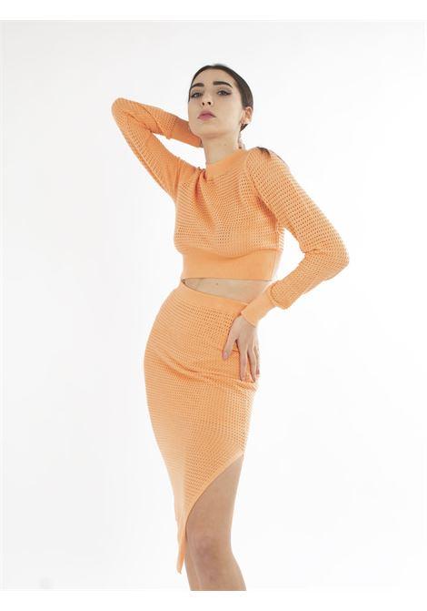 GLAMOROUS | Skirt | AN3729ARANCIO