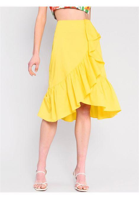 GLAMOROUS | Skirt | AN3744GIALLO