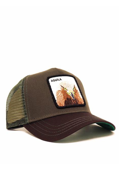 AGUILA GOORIN BROS | Cappelli | 101 AQUILAMARRONE