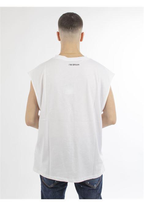T-shirt I'M BRIAN | T-shirt | CN1200BIANCO