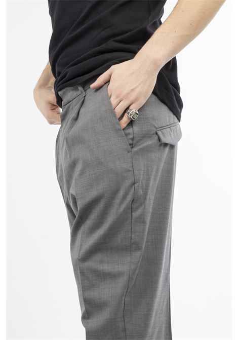 Pantalone I'M BRIAN | Pantaloni | PA1250GRIGIO