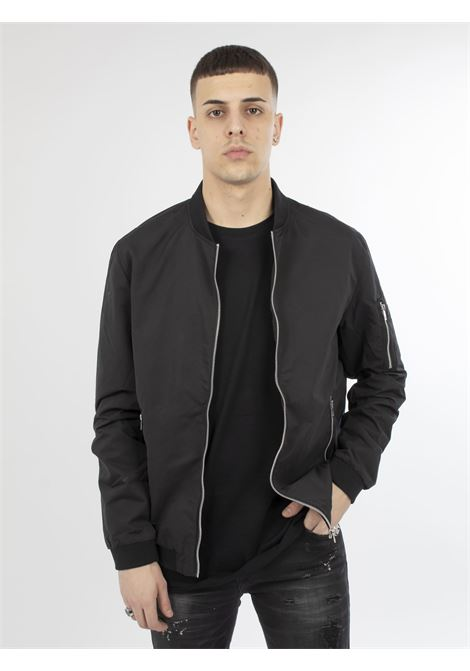 bomber JACK & JONES | Giubbini | 12165203NERO
