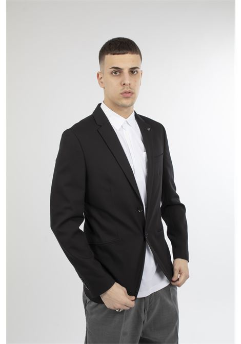 JACK & JONES | Tailored Jacket | 12167724NERO