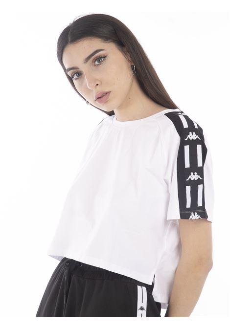 T-SHIRT KAPPA | T-shirt | 304SVY0BIANCO