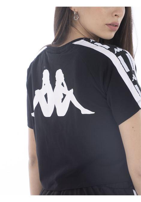 T-SHIRT KAPPA | T-shirt | 304SVY0NERO