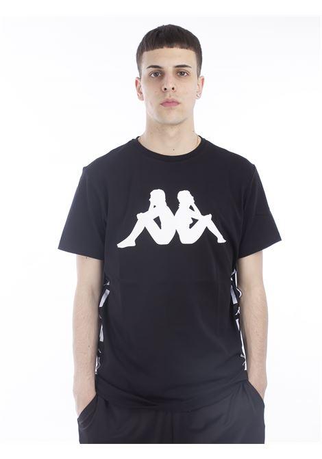 T-SHIRT KAPPA | T-shirt | 304VSL0NERO