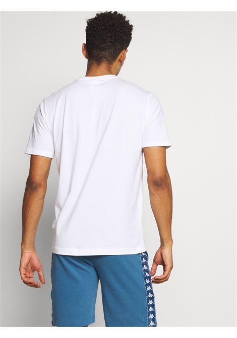 t-shirt logo KAPPA | T-shirt | 3111FRWBIANCO
