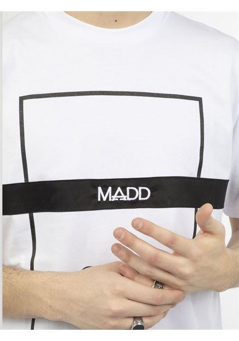 t-shirt MADD | T-shirt | U1167BIANCO