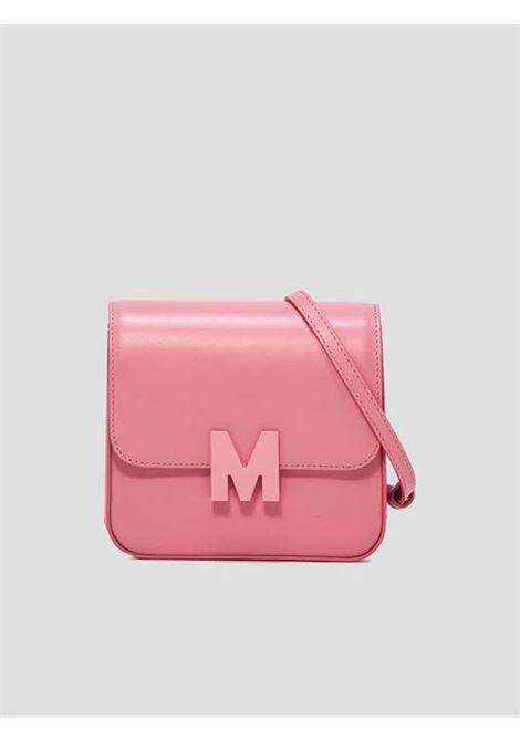 Borsa logo m MSGM | Borse | MDZ702ROSA