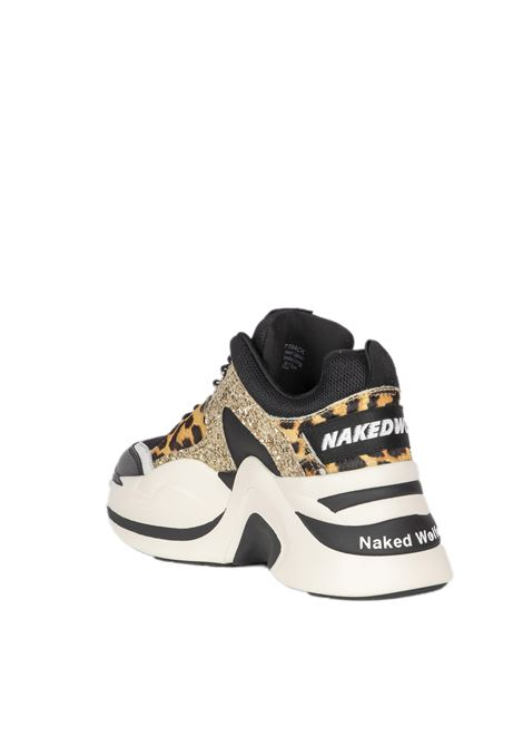 Track maculato NAKED WOLFE | Sneakers | NWSTRACKMACULATO