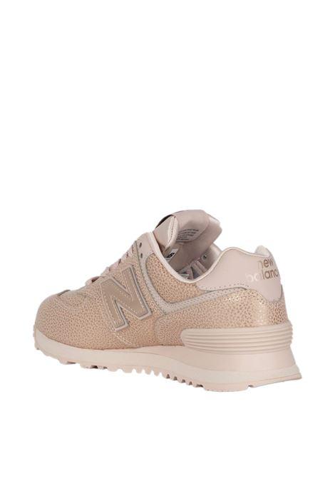 574 NEW BALANCE | Sneakers | WL5744SOJROSA