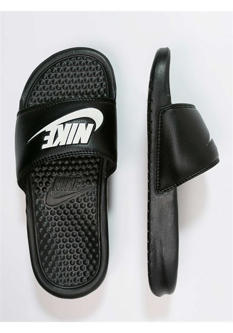 NIKE | Slippers | 343880-090NERO