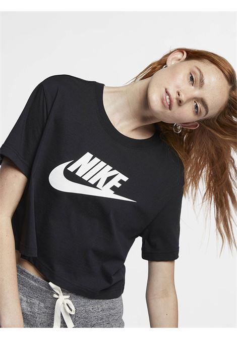 Sportswear swoosh NIKE | T-shirt | BV6175NERO