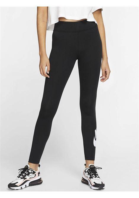 Sportwear swoosh NIKE | Legging | CJ2297NERO