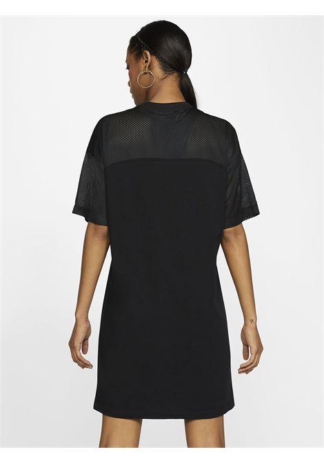 Maxi-Shirt NIKE | Abiti | CJ4049NERO