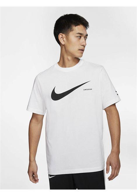 Sportswear swoosh NIKE | T-shirt | CK2252BIANCO