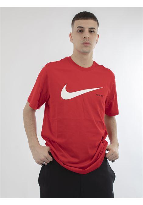 Sportswear swoosh NIKE | T-shirt | CK2252ROSSO