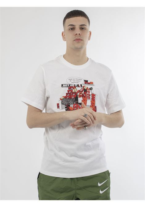 Sportswear swoosh NIKE | T-shirt | CK2661BIANCO
