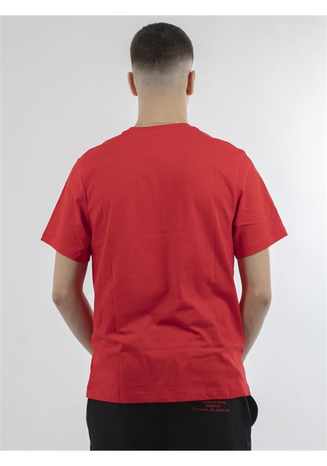 Just do it NIKE | T-shirt | CK2783ROSSO