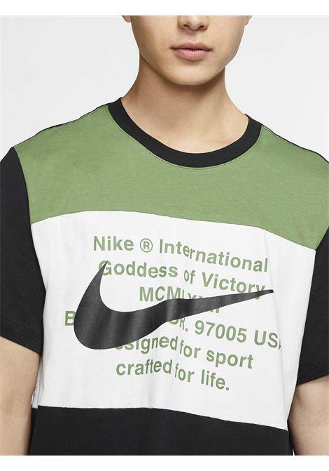 t-shirt NIKE | T-shirt | CU9736VERDE
