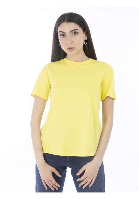 T-SHIRT NOISY MAY | T-shirt | 27010937GIALLO
