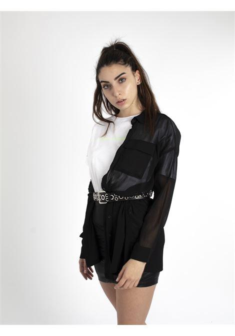 Camicia lunga NOISY MAY | Camicie | 27010987NERO