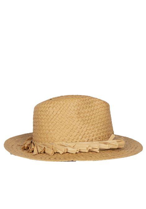 PIECES | Hats | 17102035BEIGE
