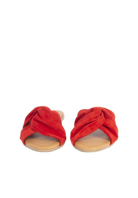 PIECES | Sandals | 17102132ROSSO