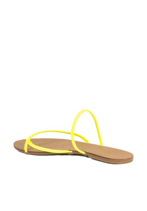 SANDALI PIECES | Sandali | 17104279GIALLO