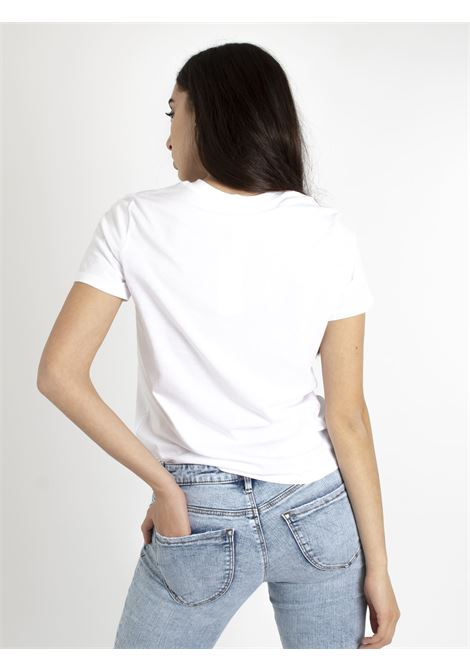 T-shirt PIECES | T-shirt | 17105546BIANCO