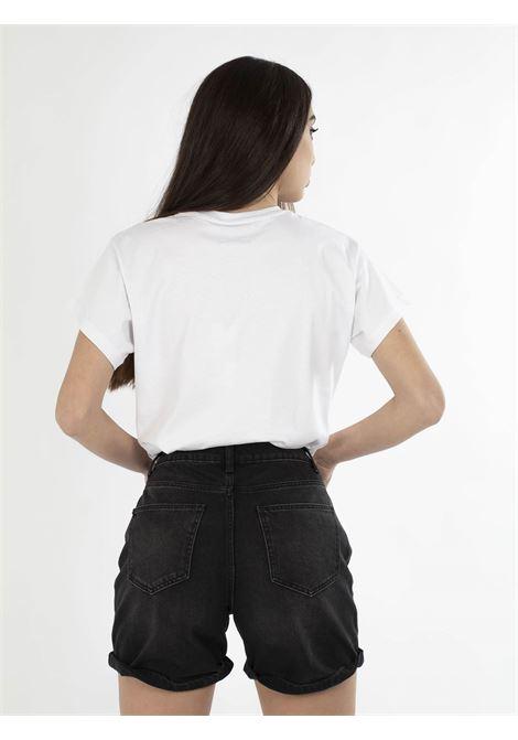 t-shirt REVER | T-shirt | RA006120DBIANCO