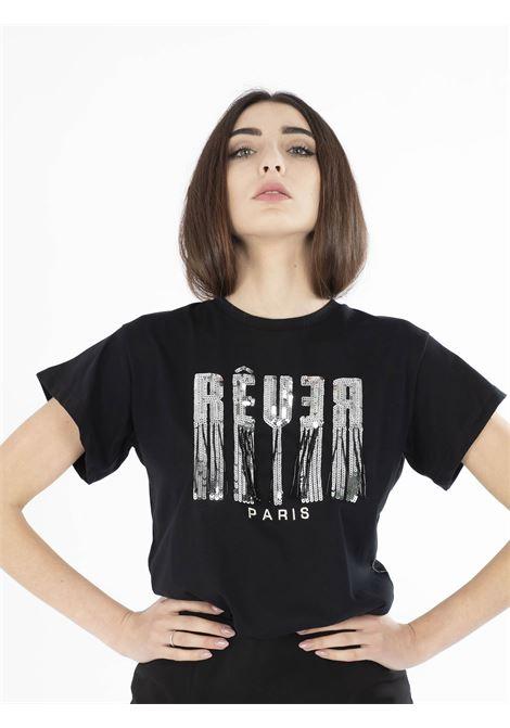 t-shirt REVER | T-shirt | RA007120DNERO