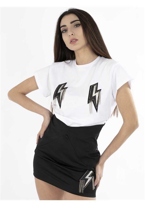 t-shirt REVER | T-shirt | RA016120DBIANCO