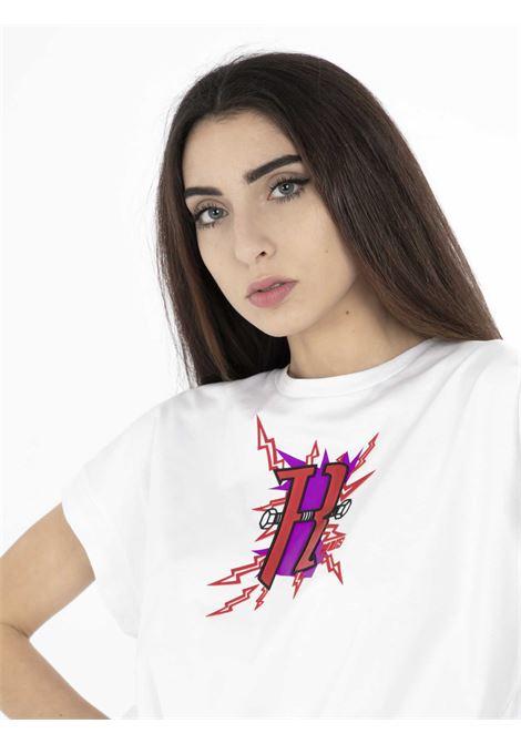 t-shirt REVER | T-shirt | RA031120DBIANCO