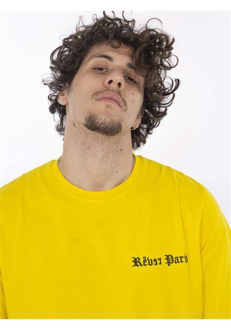 REVER | T-shirt | RA50120UGIALLO
