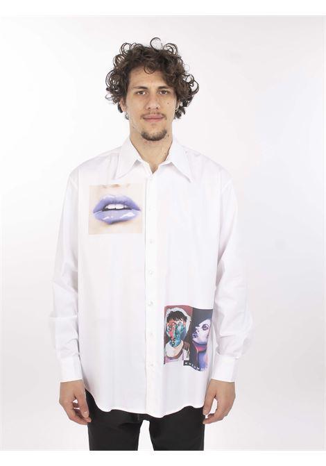 REVER | Shirts | RV103120UBIANCO