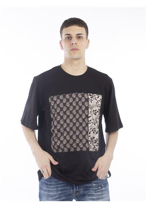 REVER | T-shirt | RV33120UNERO