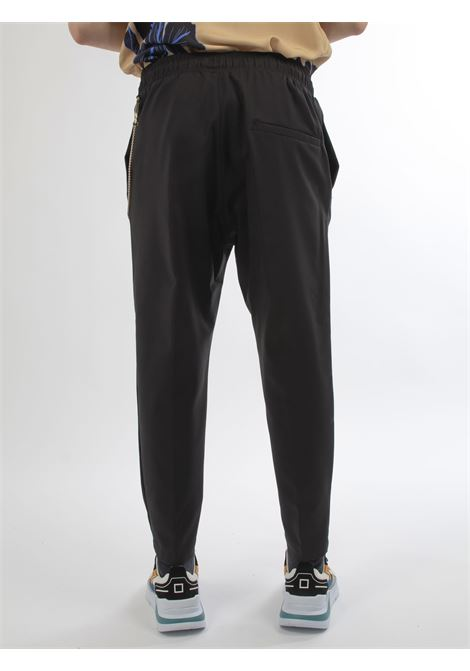 REVER | Trousers | RV96120UNERO