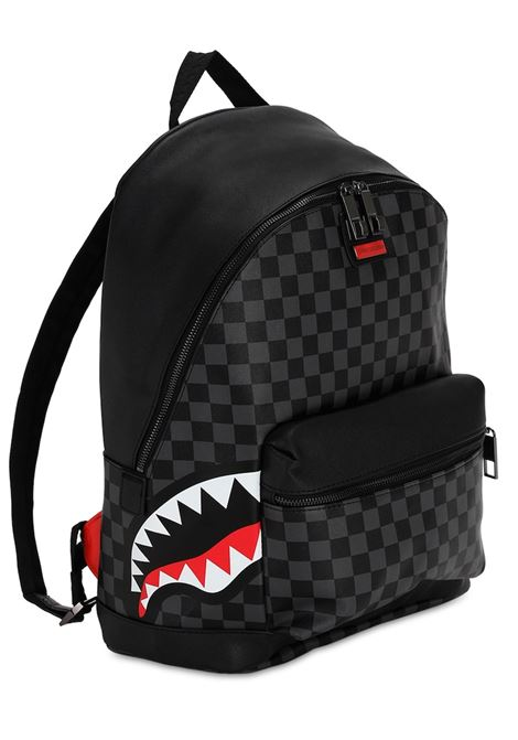 ZAINO SIDE SHARKS IN PARIS SPRAYGROUND | Zaini | 910B2804NSZNERO