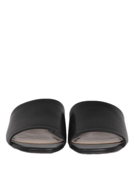 STEVE MADDEN | Sandals | DELISH-BLKNERO