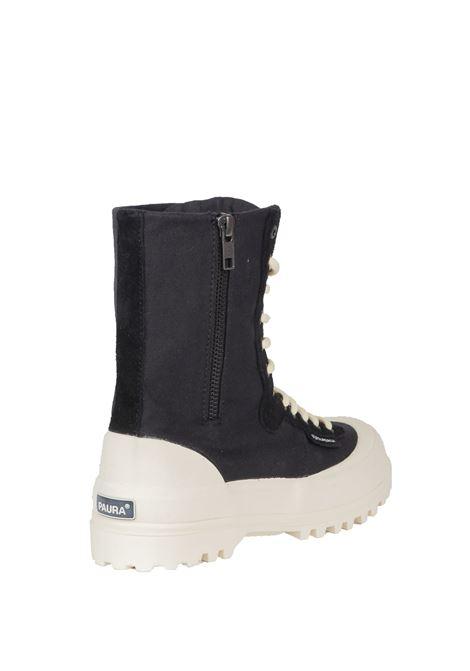 Alpina mid SUPERGA PER PAURA | Sneakers | 2360 COTSUEUNERO