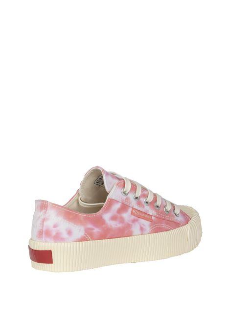 cotu tiedye SUPERGA PER PAURA | Sneakers | 2489 TIEDYEROSA