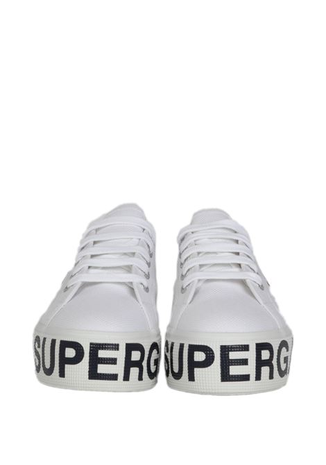 outsole lettering SUPERGA | Sneakers | S00FJ80BIANCO